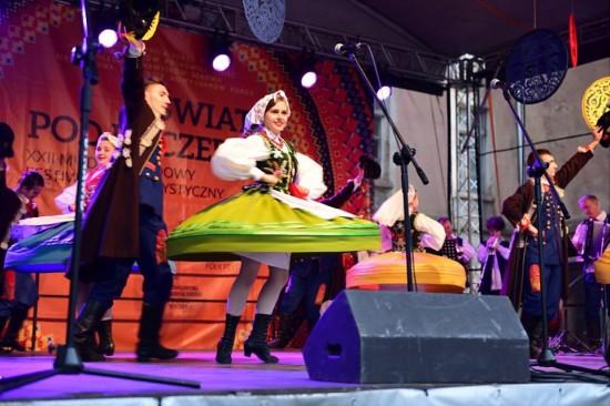 ZPiT Legnica nafestiwalu wRumunii